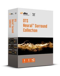 Waves DTS Neural™ Surround Collection