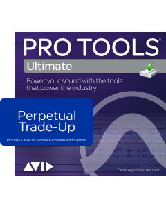 Pro Tools Ultimate | Perpetual Licence TRADE-UP From Pro Tools