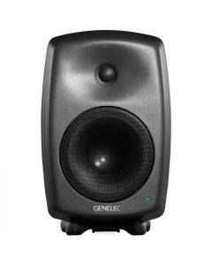 Genelec 8040B Compact 2-way Active Monitor (Dark Grey)