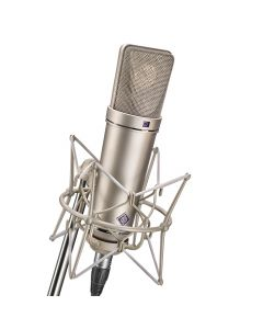Neumann U87 Ai Studio Set, Nickel ( inc EA87 Shockmount )