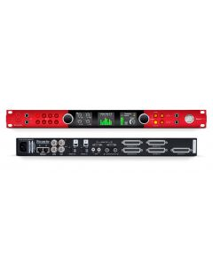 Focusrite Red 8Pre Audio Interface For Pro Tools | HD™ And Thunderbolt