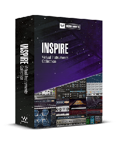 Waves Inspire Virtual Instruments Collection