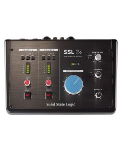 SSL SSL 2+ 2-Channel USB Audio Interface