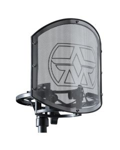 Aston  SwiftShield universal shockmount and removable stainless steel pop shield