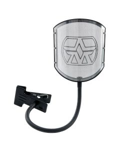 Aston Microphones Ltd Shield Premium Pop Filter and Gooseneck.